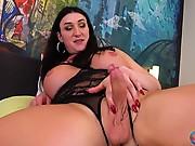 Naughty Caramel TS Erika Loves To Get Fucked 2