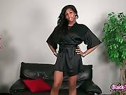 Hot T-Ebony Treasure Wants To Have Some Fun 1