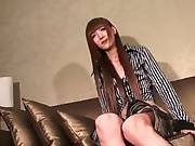 Japanese Tranny Miki Fleshes Her Charms 3