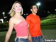 Tranny adventures. Yago Ribeiro Mirela Abelha